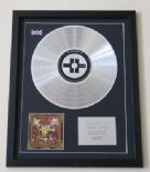 TAKE THAT - Nobody Else CD / PLATINUM LP DISC